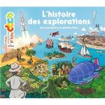 L'histoire des explorations